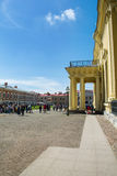 st Паыля peter petersburg России собора Стоковое фото RF