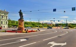 St - Петербург, Россия Стоковое Фото