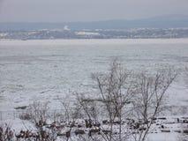 st реки lawrence Стоковое фото RF