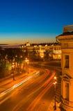 st святой isaac petersburg России s куполка собора Стоковое Изображение RF