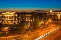 st святой isaac petersburg России s куполка собора Стоковые Фото
