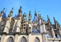 st собора Барвары Стоковое Изображение RF