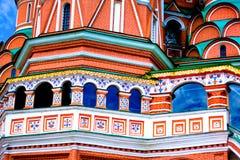 st собора красный s базилика квадратный Стоковое фото RF