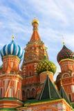 st собора красный s базилика квадратный Стоковое Изображение