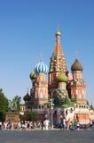 St Собор базилика в Москве стоковые фото