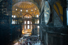 st Украина kiev sofia собора Стоковое Изображение