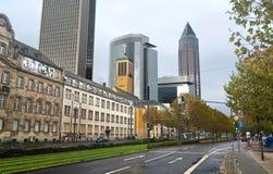 St. Франкфурта Messe Стоковое Изображение