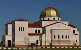 st церков Антония большой Стоковые Изображения RF