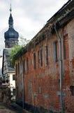 st церков s bartholomew altenburg стоковые фотографии rf