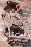 st Швейцария martin собора basel Стоковое фото RF