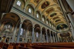 ST 保罗的大教堂教区(多伦多) 免版税库存照片