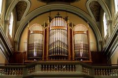 ST 保罗的大教堂教区(多伦多) 库存图片