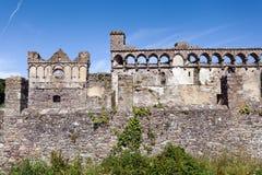 St.戴维兹主教的宫殿 库存图片
