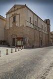 St.奥利瓦山脉教会 库存图片
