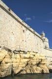 St.安吉洛墙壁 免版税库存照片