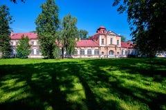 ST 彼得斯堡,俄罗斯- 2015年6月:修道院 免版税库存图片