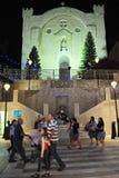 St.文森特de保罗Monastery在耶路撒冷以色列 免版税图库摄影