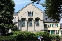 St.玛丽亚im Kapitol教会,科隆,德国 库存照片