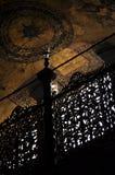 St.索菲娅教会,伊斯坦布尔土耳其 免版税库存照片