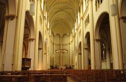 St.阿方斯教会 库存照片