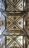 St.阿纳斯塔西娅教会在维罗纳 图库摄影