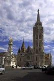 St.马赛厄斯教会 免版税库存照片