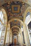 偏僻寺院博物馆宫殿彼得斯堡st冬天 库存图片