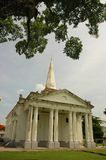 st 1818 george церков Стоковая Фотография RF