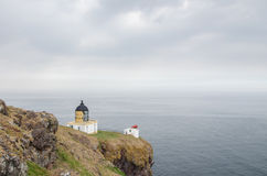 St.abbs head lighthouse Stock Photos