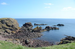 St. Abbs Head Views Stock Images