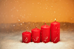 1st Advent Arkivbilder