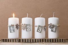 1st Advent Stock Image
