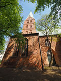 St Aegidien church in Luebeck Stock Photography