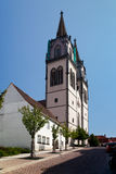 St. Aegidien Church Oschatz Royalty Free Stock Images