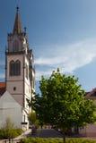 St. Aegidien Church Oschatz Royalty Free Stock Images