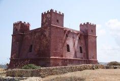 St. agatha's tower stock photos