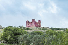 St. Agatha's Tower in Malta Royalty Free Stock Photos