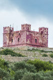 St. Agatha's Tower in Malta Royalty Free Stock Image