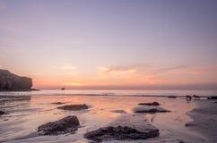 St Agnes beach Stock Images