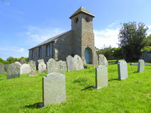 St Agnes church Royalty Free Stock Photos