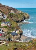 St Agnes Cornwall Anglia UK Fotografia Royalty Free