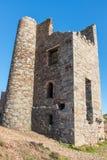 St Agnes Cornwall di Wheal Coates Fotografia Stock Libera da Diritti