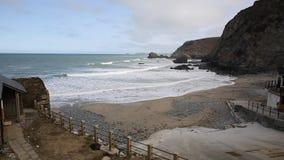St Agnes Cornwall England Reino Unido filme