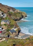 St Agnes Cornwall England UK Royalty Free Stock Photography