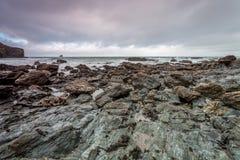 St Agnes, Cornwall, england uk royalty free stock photos