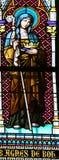 St Agnes van Bohemen royalty-vrije stock afbeeldingen