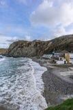 St Agnes w Cornwall Zdjęcia Royalty Free