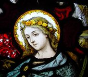 St Agnese Immagini Stock Libere da Diritti