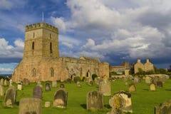 St Aidan Kerk Royalty-vrije Stock Foto's