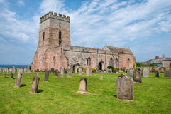St Aidan kościół, Bamburgh Fotografia Stock